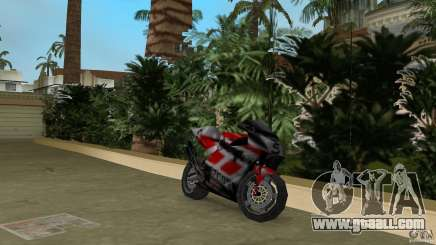 Yamaha YZR 500 for GTA Vice City