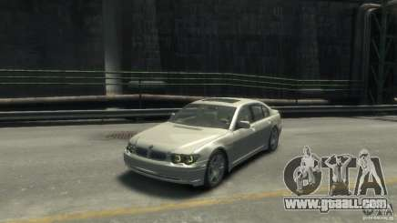 BMW 760I for GTA 4