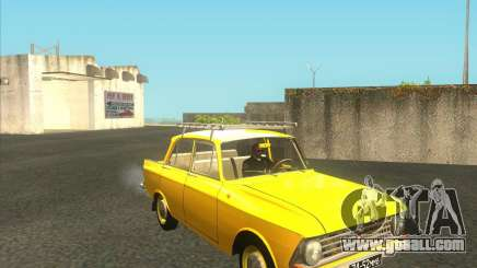 Moskvich 408 for GTA San Andreas