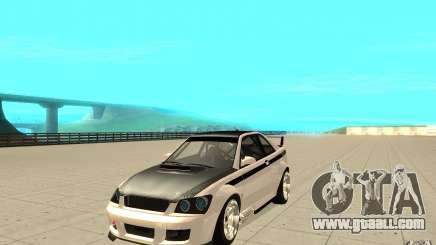 GTA IV Sultan RS FINAL for GTA San Andreas