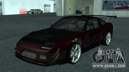 Nissan 240 SX for GTA San Andreas