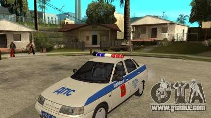 LADA 21103 DPS for GTA San Andreas
