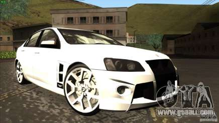 Holden HSV W427 for GTA San Andreas
