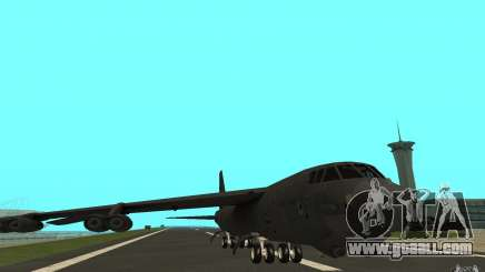 Boeing B-52 Stratofortress for GTA San Andreas