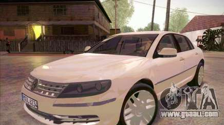 Volkswagen Phaeton 2011 for GTA San Andreas