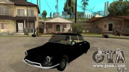 Citroen ID 19 for GTA San Andreas