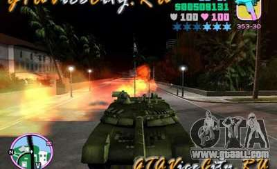 T80 for GTA Vice City