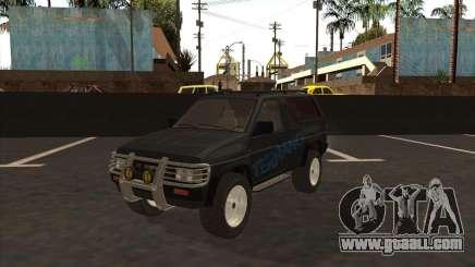 Nissan Terrano for GTA San Andreas