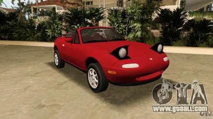 Mazda MX-5 for GTA Vice City