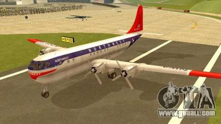 Boeing 377 Stratocruiser for GTA San Andreas