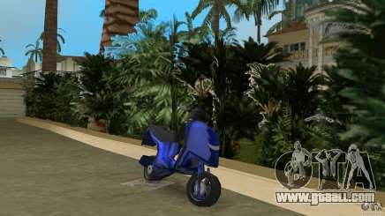 Aprilla SR 50 Racing for GTA Vice City