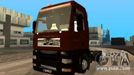 MAN TGA Vos Logistics for GTA San Andreas