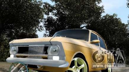 Moskvič 412 Street Racer [Alpha] for GTA 4