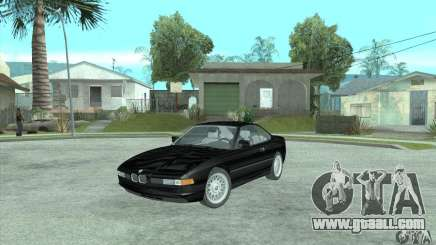 BMW 850i for GTA San Andreas