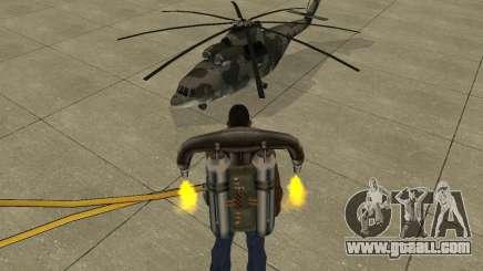 MI-26 for GTA San Andreas