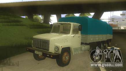 GAZ 3307 for GTA San Andreas