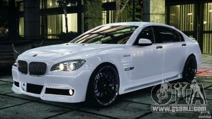 Bmw 750li Hamann for GTA 4