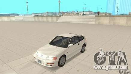 HONDA CRX II 1989-92 for GTA San Andreas