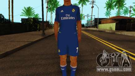 Cristiano Ronaldo v2 for GTA San Andreas