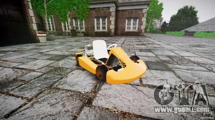 Karting for GTA 4