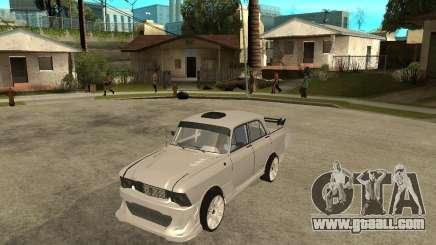 AZLK 412 tuned for GTA San Andreas