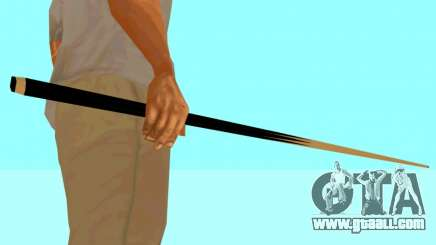 New cue for GTA San Andreas