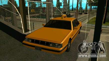 Intruder Taxi for GTA San Andreas