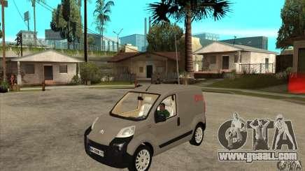 Citroen Nemo 2010 for GTA San Andreas