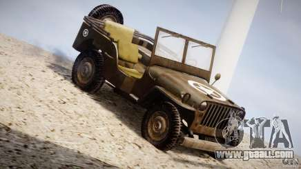 Jeep Willys [Final] for GTA 4