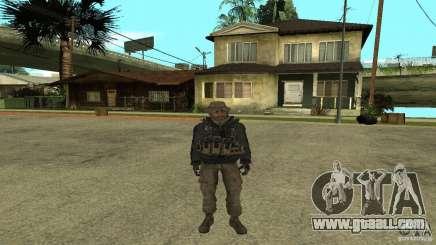 Captain Price for GTA San Andreas