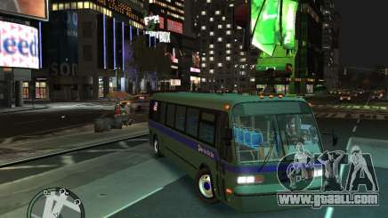 MTA NYC bus for GTA 4