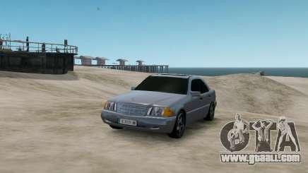 Mercedes-Benz W202 for GTA 4
