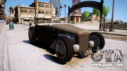 Roadster High Boy for GTA 4