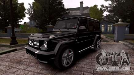 Mercedes-Benz G65 2013 AMG for GTA 4