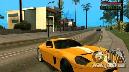 Shelby GR-1 for GTA San Andreas