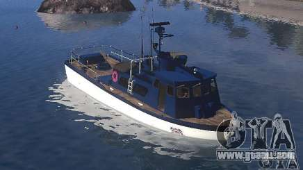 Coast Guard Patrol for GTA 4