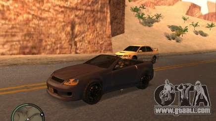 Feltzer from GTA 4 for GTA San Andreas