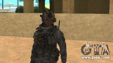 USA Army Ranger for GTA San Andreas