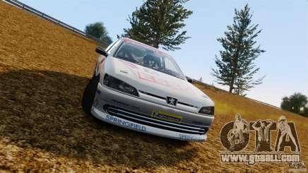 Peugeot 306 Gr. N Rally for GTA 4