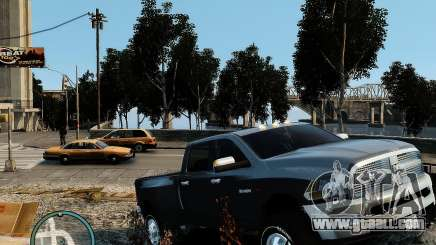 Dodge Ram 3500 Stock for GTA 4