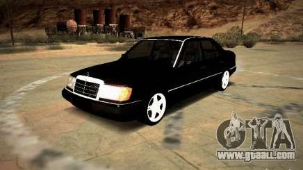 Mercedes-Benz E250 V1.0 for GTA San Andreas