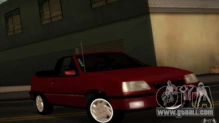 Chevrolet Kadett GSI Cabrio for GTA San Andreas
