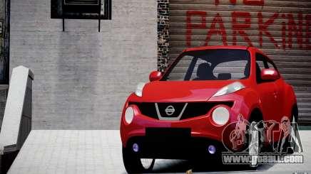 Nissan Juke for GTA 4