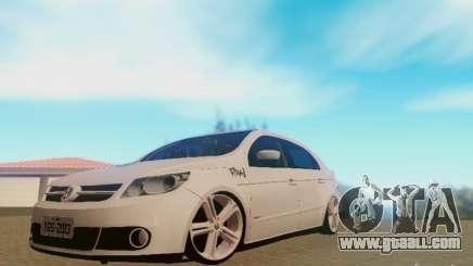 Volkswagen Voyage G5 Roda Passat CC for GTA San Andreas