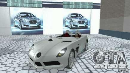 Mercedes-Benz SLR Moss 2008 for GTA San Andreas