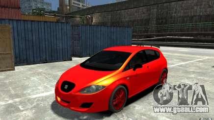 Seat Leon Cupra Light Tuning for GTA 4