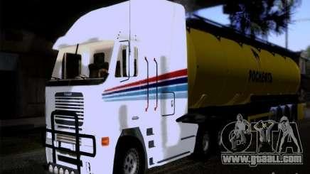 Freightliner Argosy Skin 3 for GTA San Andreas