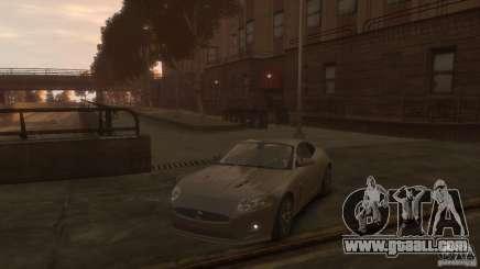 Jaguar XK-R for GTA 4