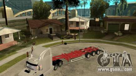 Patch trailer v_1 for GTA San Andreas.