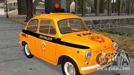 ZAZ-965 Soviet police for GTA San Andreas
